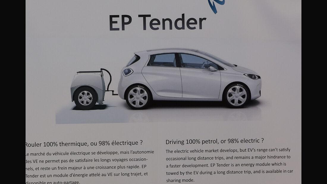 Autosalon Genf 2016 Exoten EP Tender