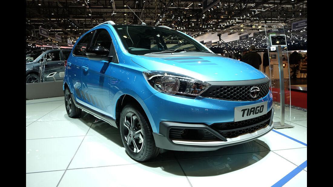 Autosalon Genf 2016 Exoten Tata