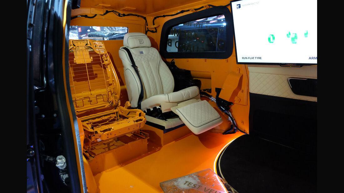 Autosalon Genf 2016 Exoten Techintacto VIP XXL