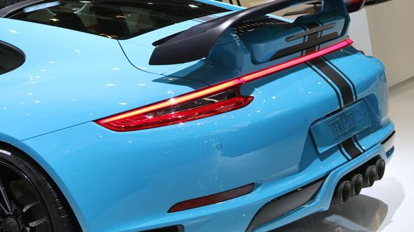 Autosalon Genf 2016, Tuner-Highlights, 03/2016