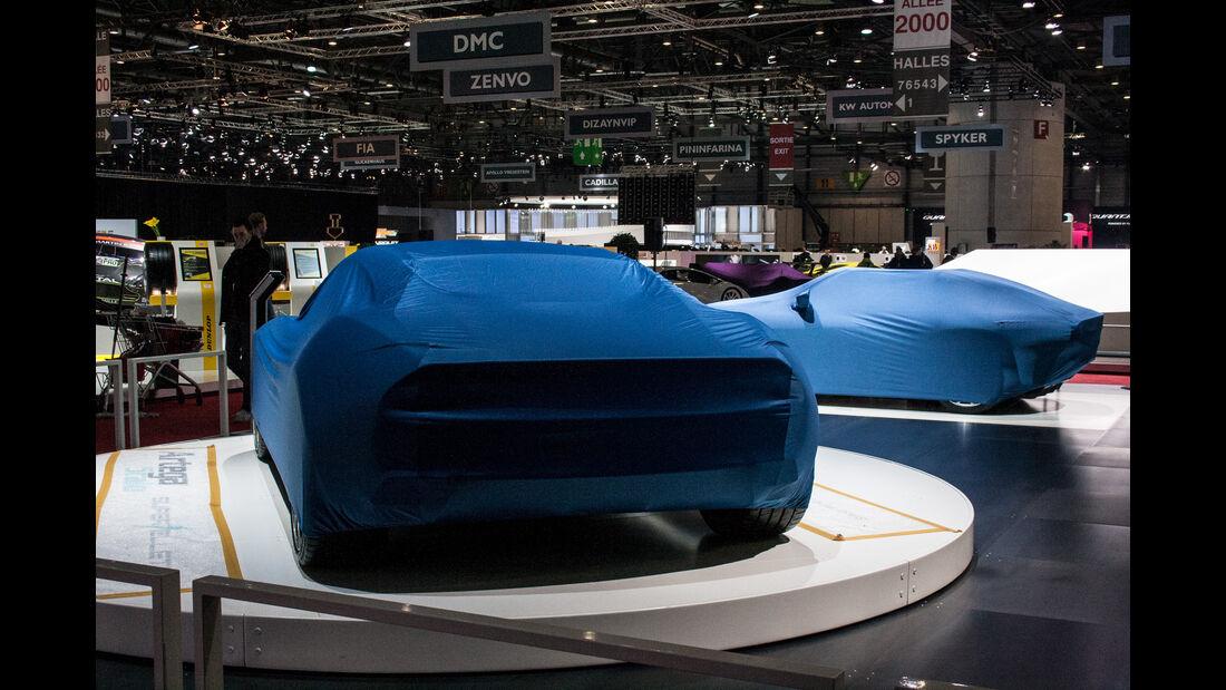 Autosalon Genf 2017 Sneak Preview