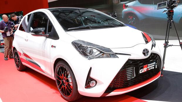 Autosalon Genf 2017 Toyota Yaris GRM