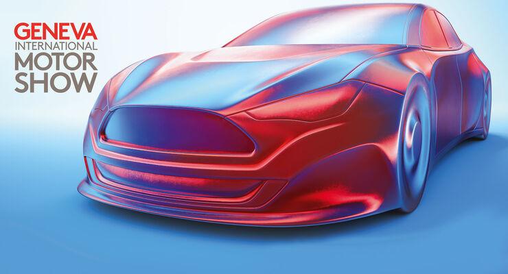 Autosalon Genf 2019 Logo