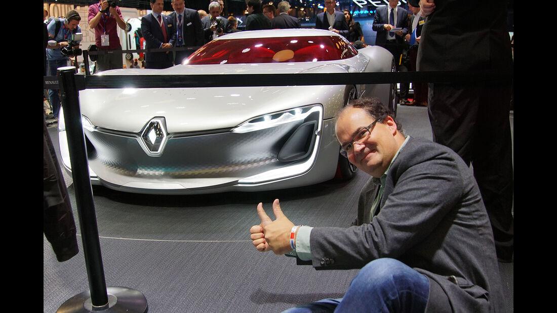 Autosalon Paris 2016 Tops Flops Gregor Hebermehl