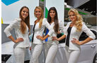 Autosalon Paris Girls