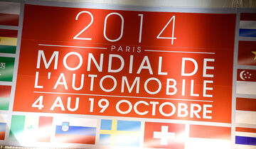 Autosalon Paris Logo