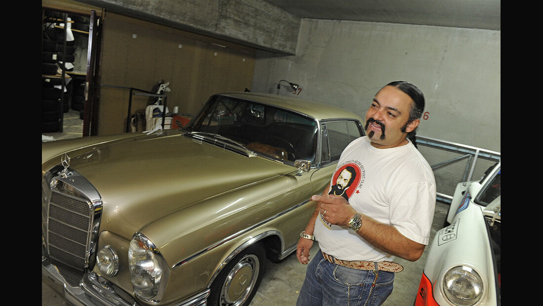 Autosammler Yusuf  Oksaz