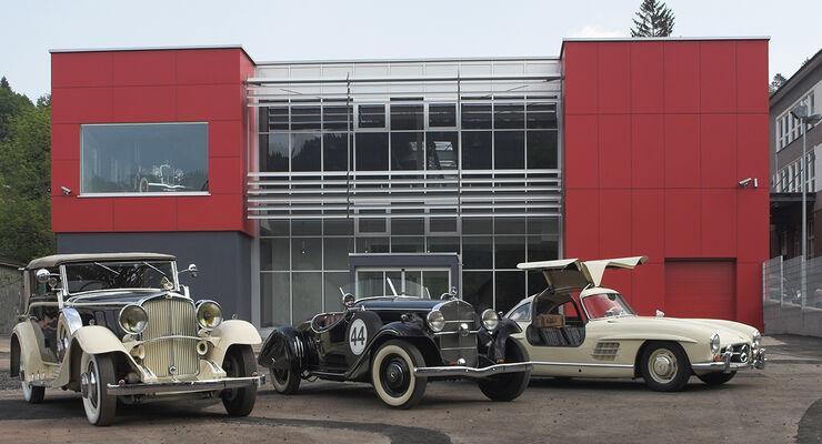 Autosammlung Steim - Rennwagen-Ausstellung