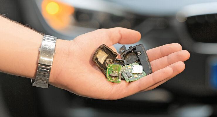 Autoschlüssel-Ersatz, Autoschlüssel, Defekt
