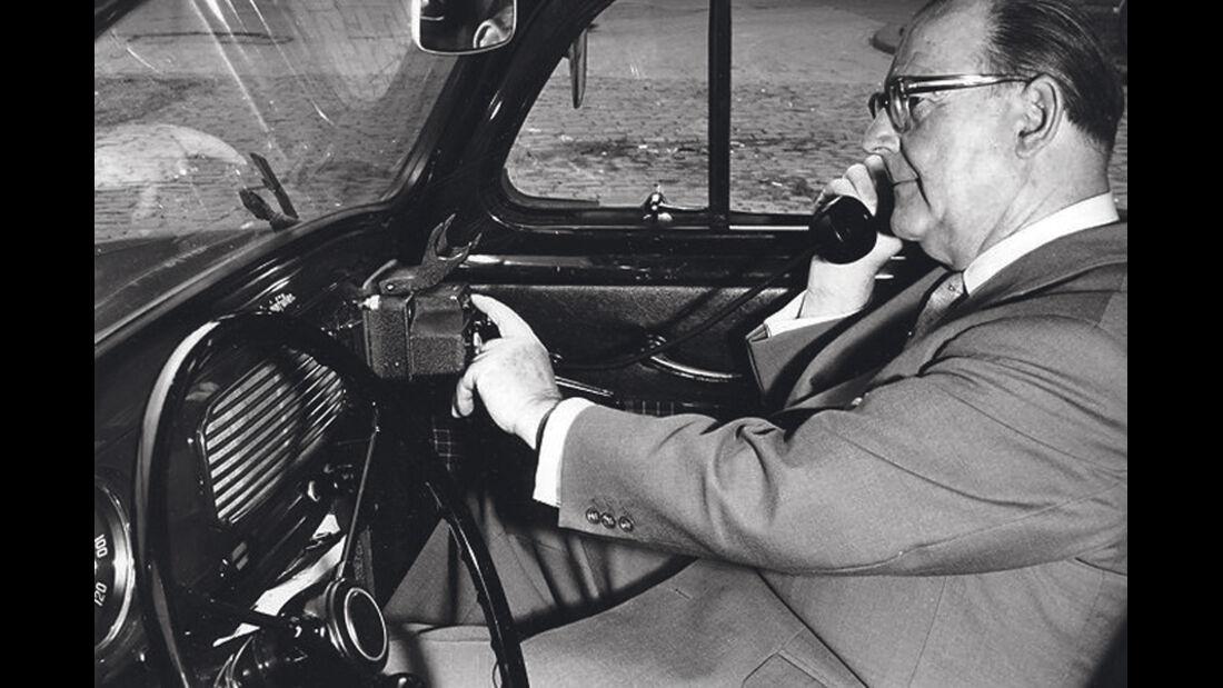 Autotelefon 1958