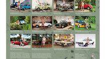 Autowäsche Kalender 2011