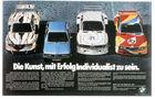 Autowerbung, BMW