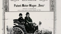 Autowerbung, Carl Benz