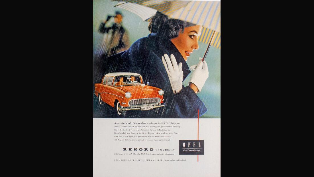 Autowerbung, Opel