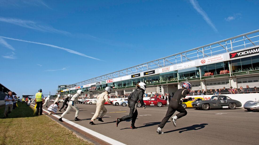 AvD-Oldtimer-GP, Le-Mans-Start