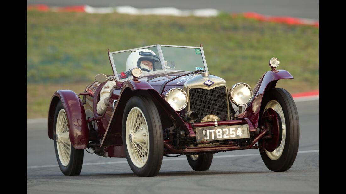 AvD-Oldtimer-Grand Prix 2013: Ring der Jubiläen | AUTO