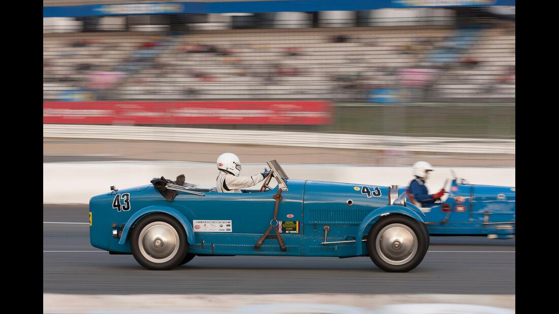AvD Oldtimer Grand Prix: Ein Wirtschaftskrimi zur