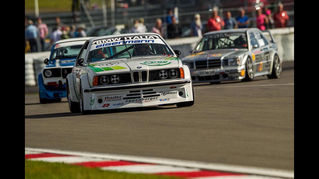 AvD Oldtimer Grand Prix 2016 BMW 635 CSI