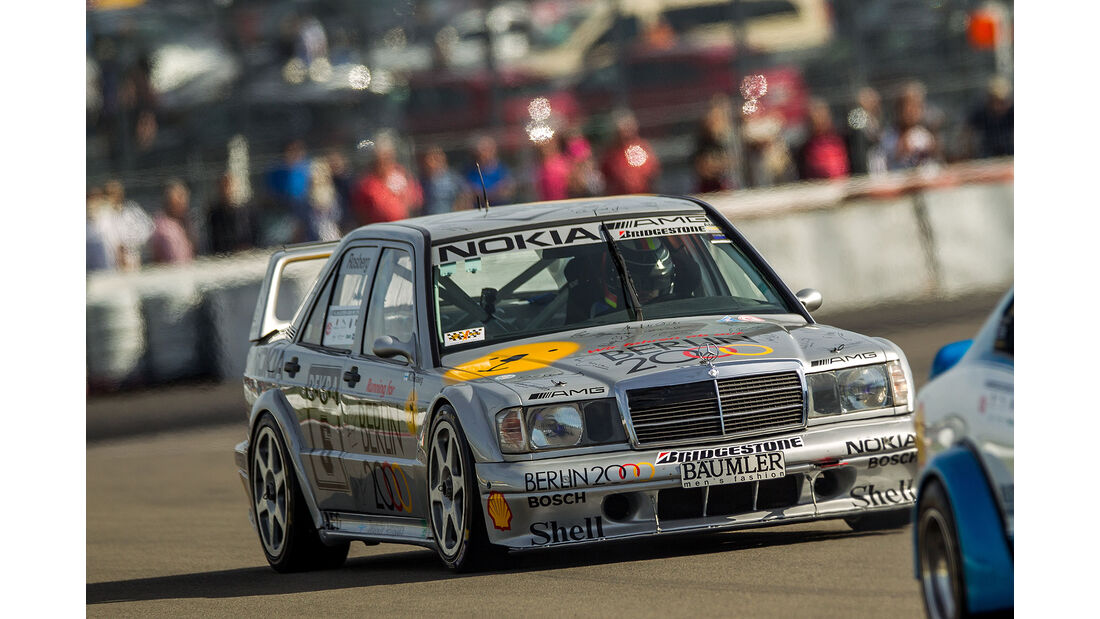 AvD Oldtimer Grand Prix 2016 Mercedes 190E DTM