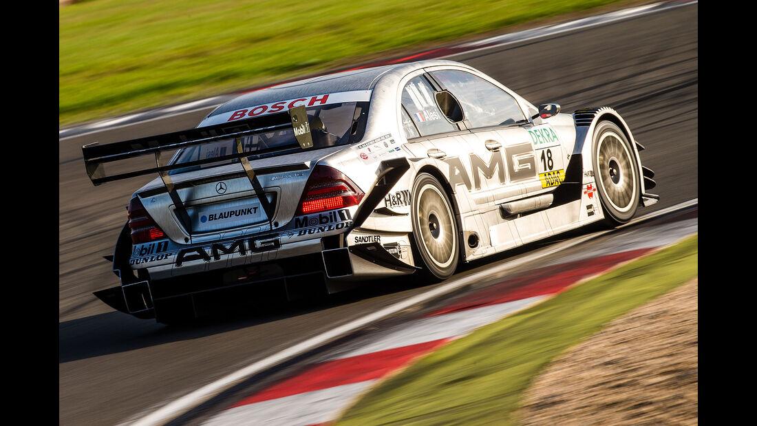 AvD Oldtimer Grand Prix 2016 Mercedes C-Klasse DTM
