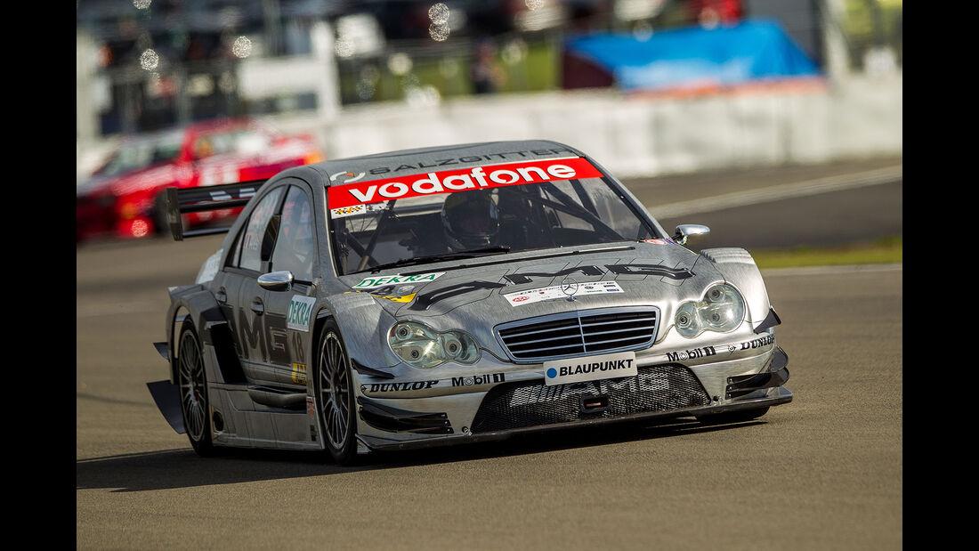 AvD Oldtimer Grand Prix 2016 Mercedes C-Klasse DTM Jean Alesi