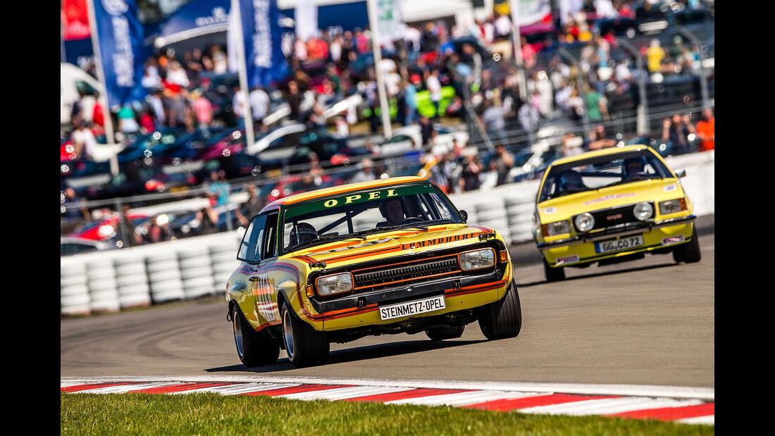 AvD Oldtimer Grand Prix 2016 Opel Commodore Steinmetz