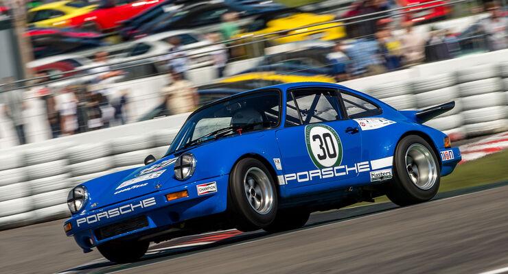 AvD Oldtimer Grand Prix 2016 Porsche 911 RSR