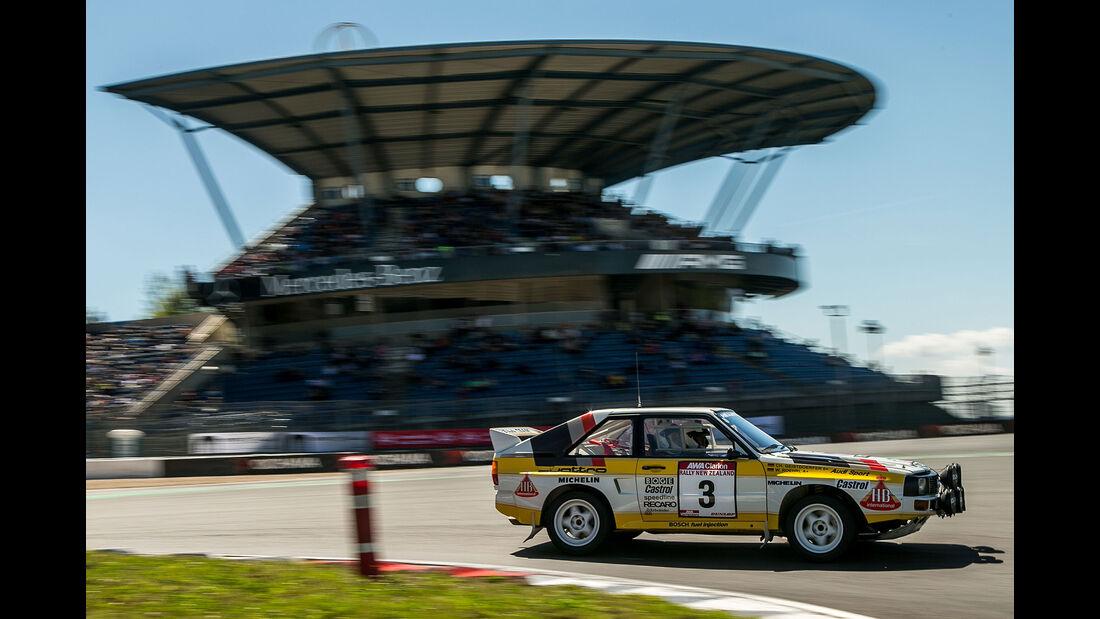 AvD Oldtimer Grand Prix Audi S1 Gruppe B