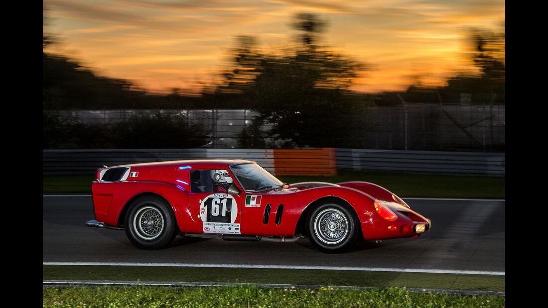 AvD Oldtimer Grand Prix Ferrari Breadvan