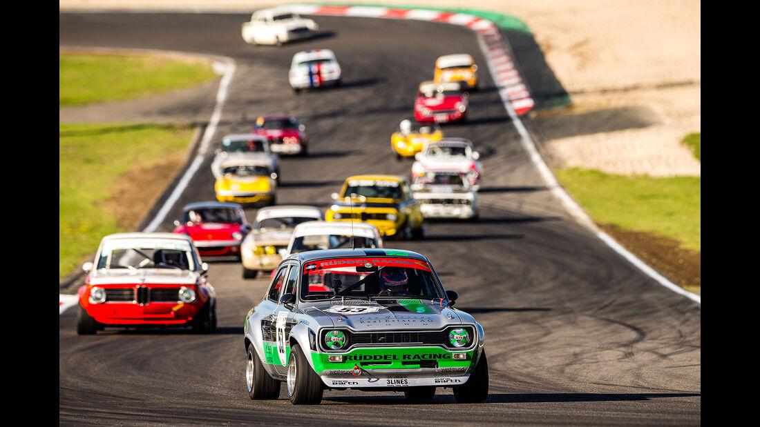 AvD Oldtimer Grand Prix Ford Escort Hundeknochen