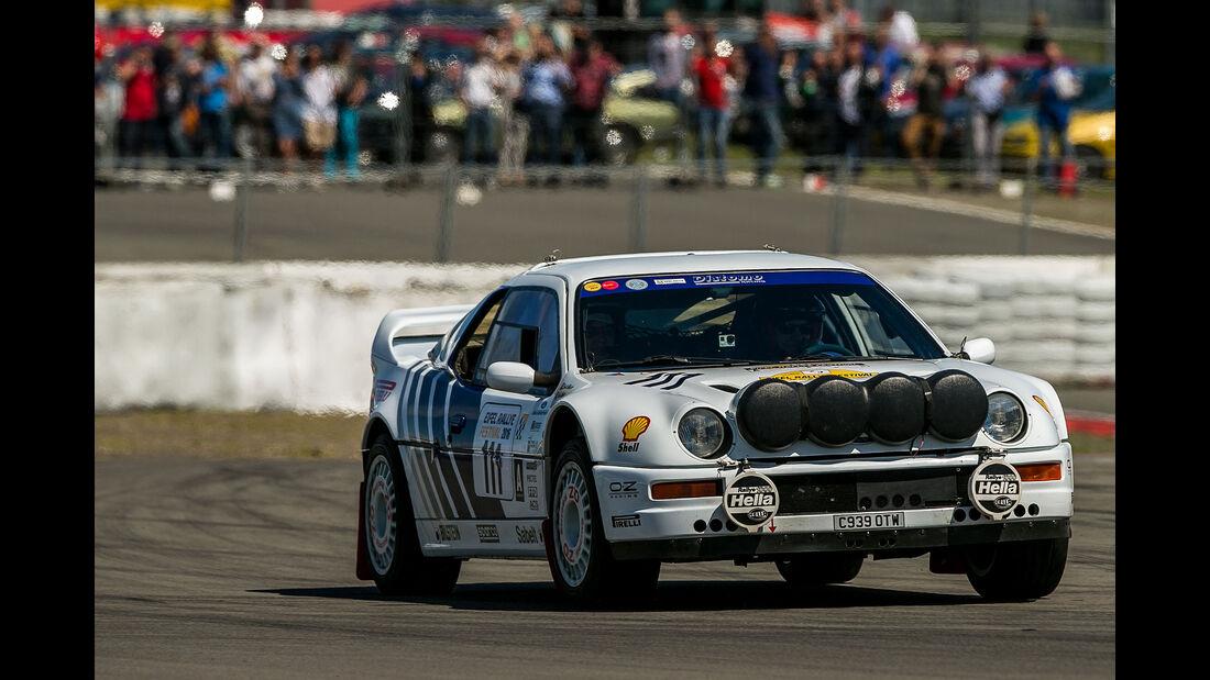 AvD Oldtimer Grand Prix Ford RS 2000