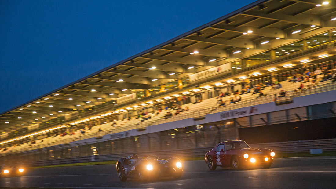 AvD-Oldtimer-Grand-Prix, Impression, Nürburgring, Renntag