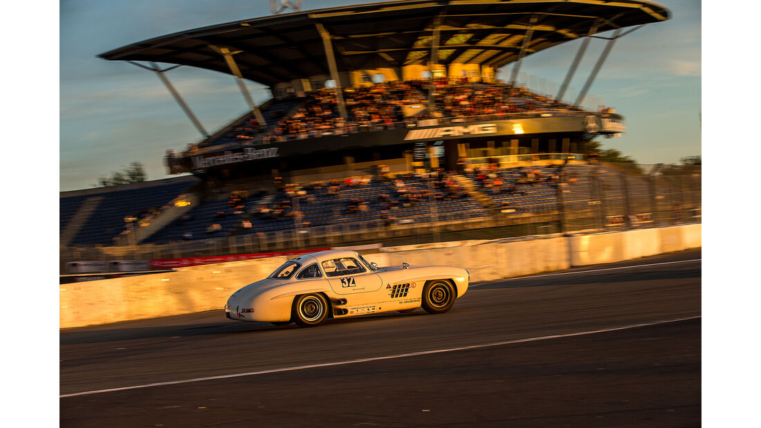 AvD Oldtimer Grand Prix Mercedes 300 SL