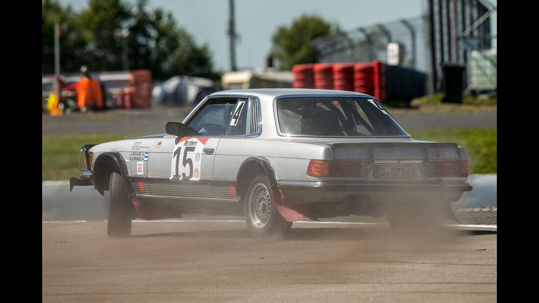 AvD Oldtimer Grand Prix Mercedes 450 SCL 5.0