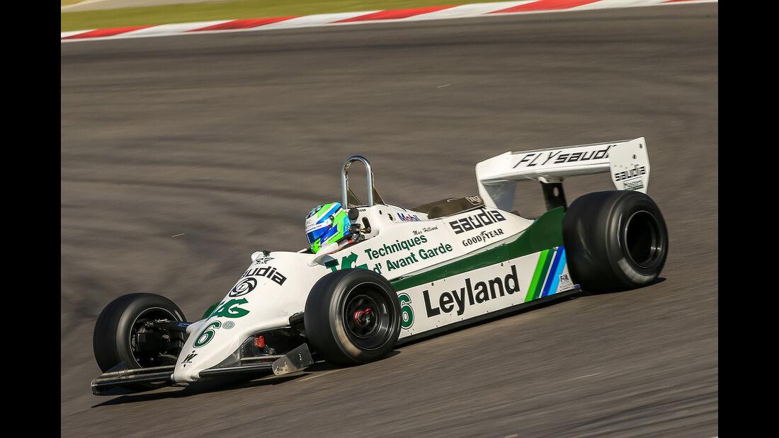 AvD Oldtimer Grand Prix Williams FW07C-Ford (1981)