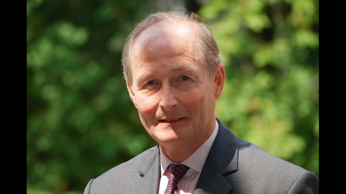 AvD Vizepräsident Franz Graf zu Ortenburg