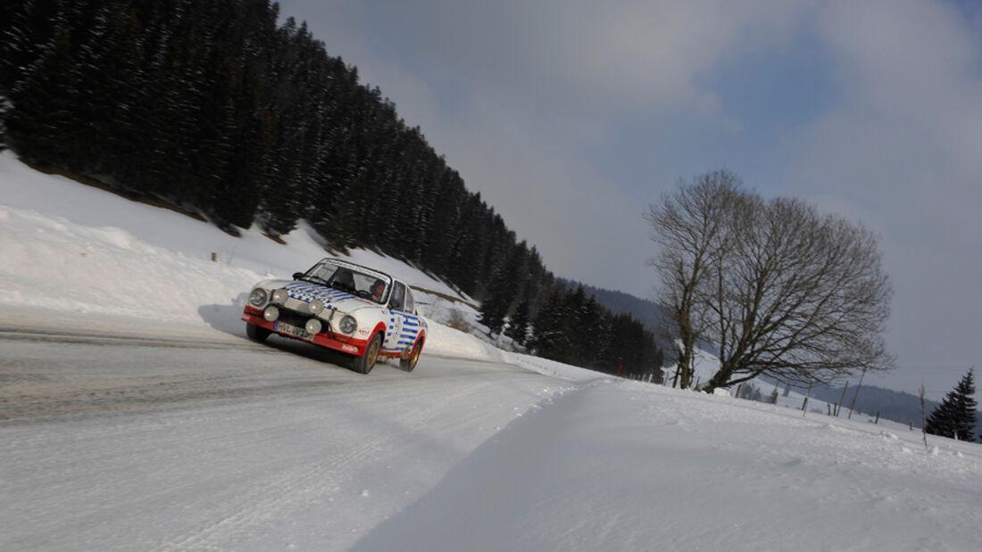 AvH-Histo-Monte, Opel Ascona 400
