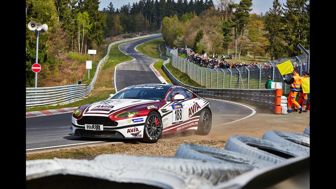 Avia Aston Martin - VLN Nürburgring - 2. Lauf - 12. April 2014
