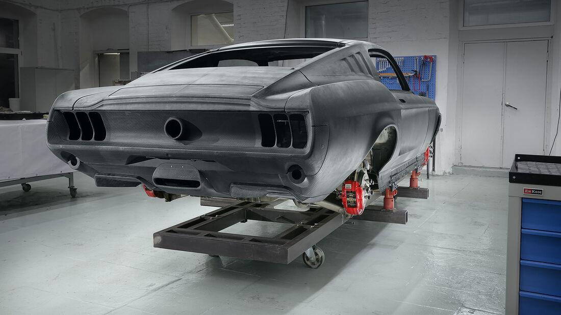 Aviar Motors R67 Elektro Mustang 1967 Fließheck