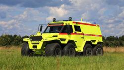 Avtoros Shaman Ambulance
