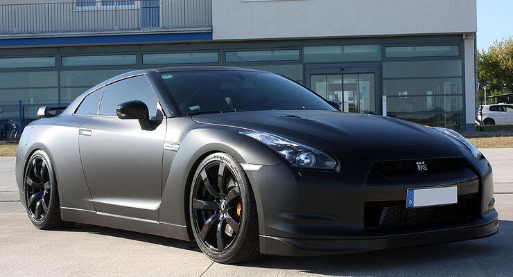 Avus Performance Nissan GTR