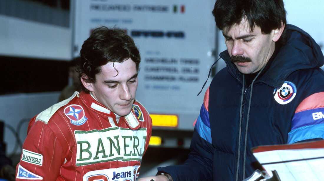Ayrton Senna - 1983