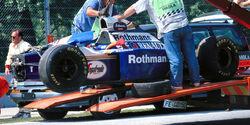 Ayrton Senna - 1994 - Imola - GP San Marino