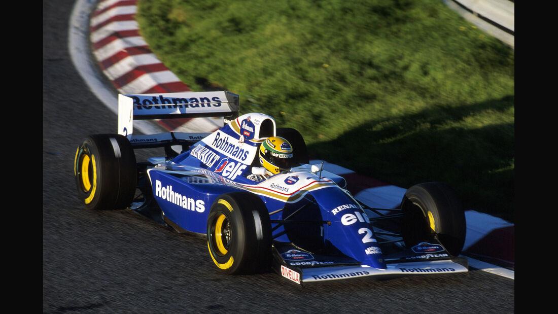 Ayrton Senna 1994 Williams
