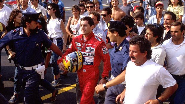 Ayrton Senna - GP Italien 1988