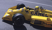 Ayrton Senna Lotus 1987