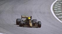 Ayrton Senna - Lotus-Renault 1986