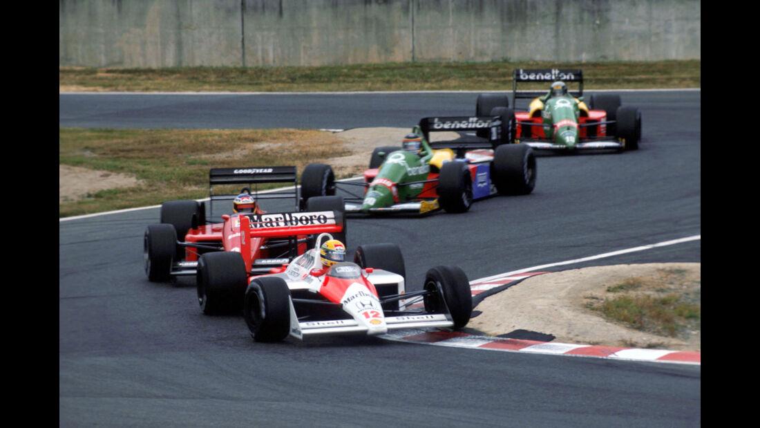 Ayrton Senna - McLaren MP4/4 - GP Japan 1988