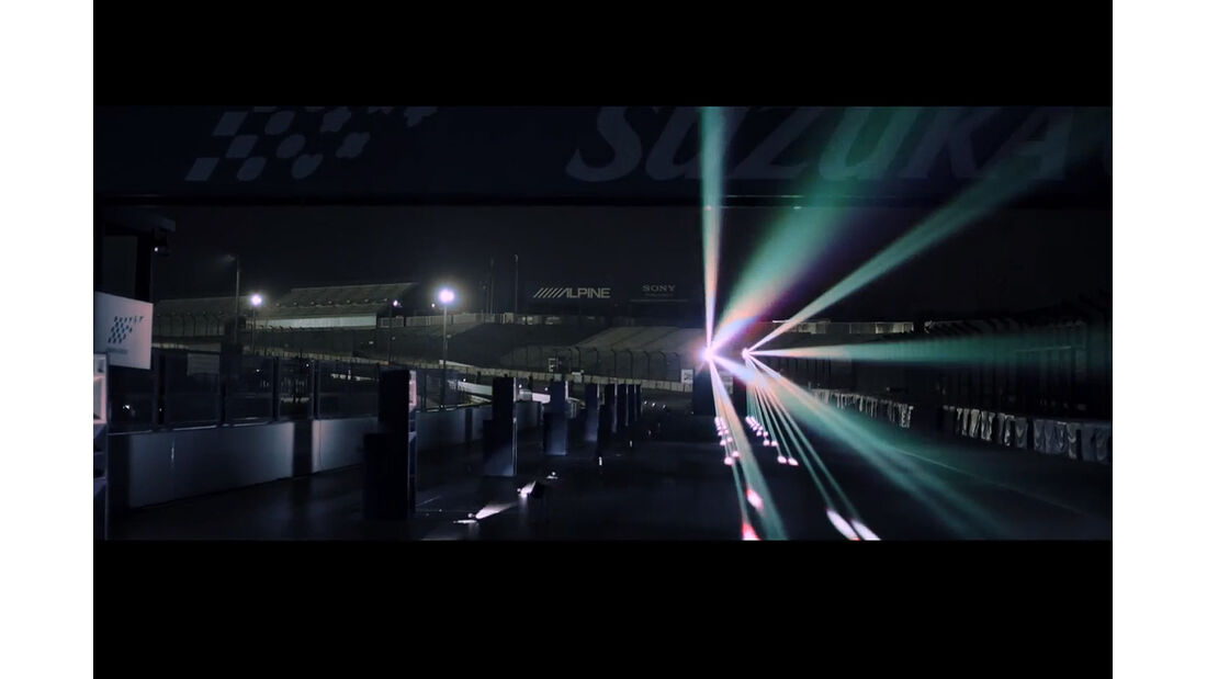 Ayrton Senna - Sound-Projekt Honda - Screenshot