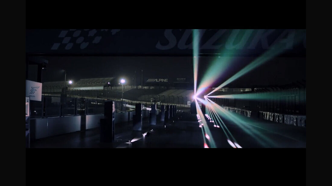 Ayrton Senna - Sound-Projekt Honda - Screenshot